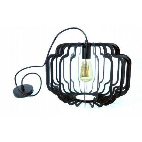 Severská závěsná lampa Denera