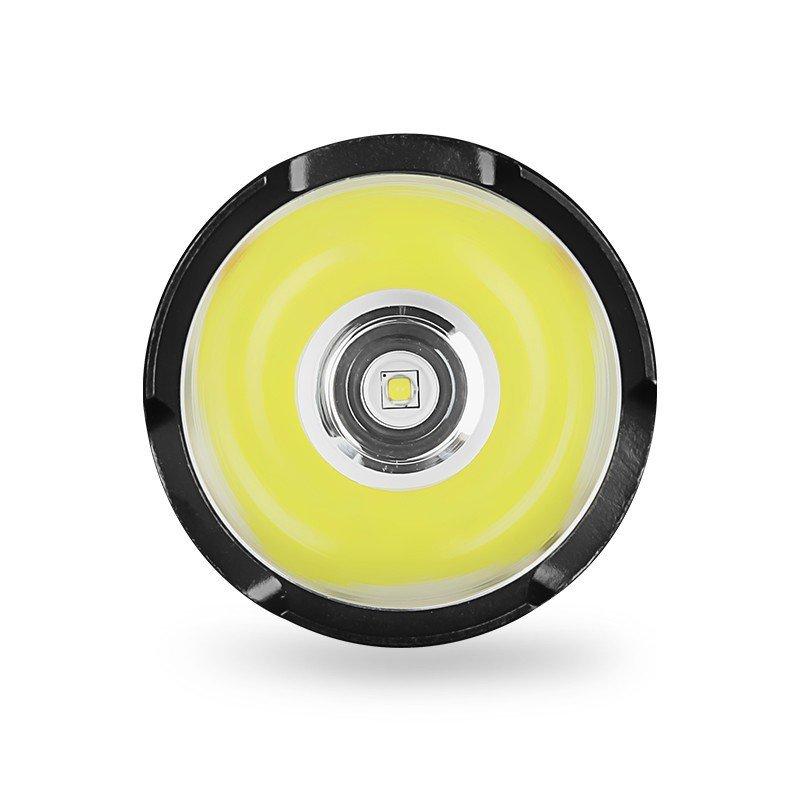 Supfire C8-R5 LED nabíjecí svítilna CREE R5 LED 450lm, USB, Li-ion