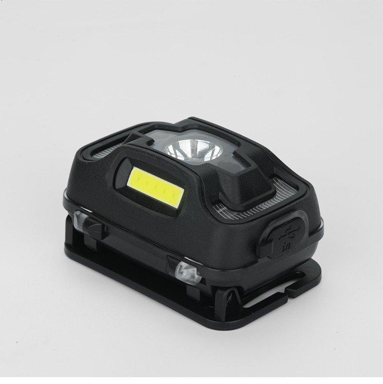 Supfire LED čelovka JIGNRUI XG2 LED 273lm, USB, Li-ion