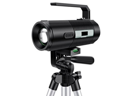 Supfire LED svítilna na ryby JIGNRUI XK LED 300lm, USB, Li-ion až 12 h výdrž