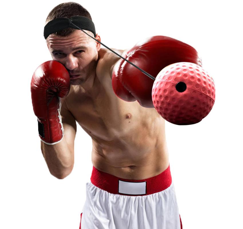 Reflexní boxovací míček
