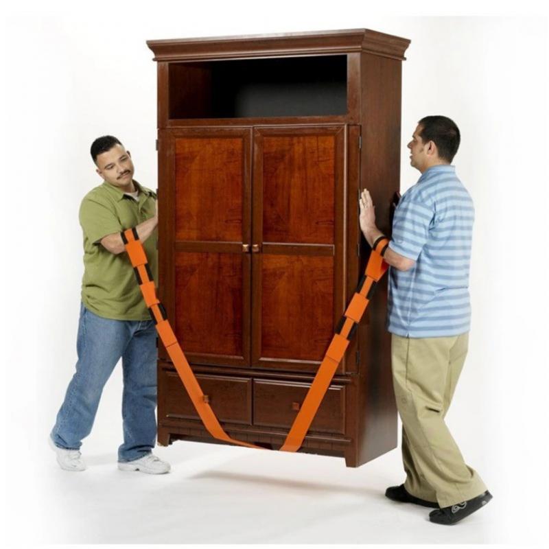 Stěhovací popruhy pro zvedání těžkého nábytku