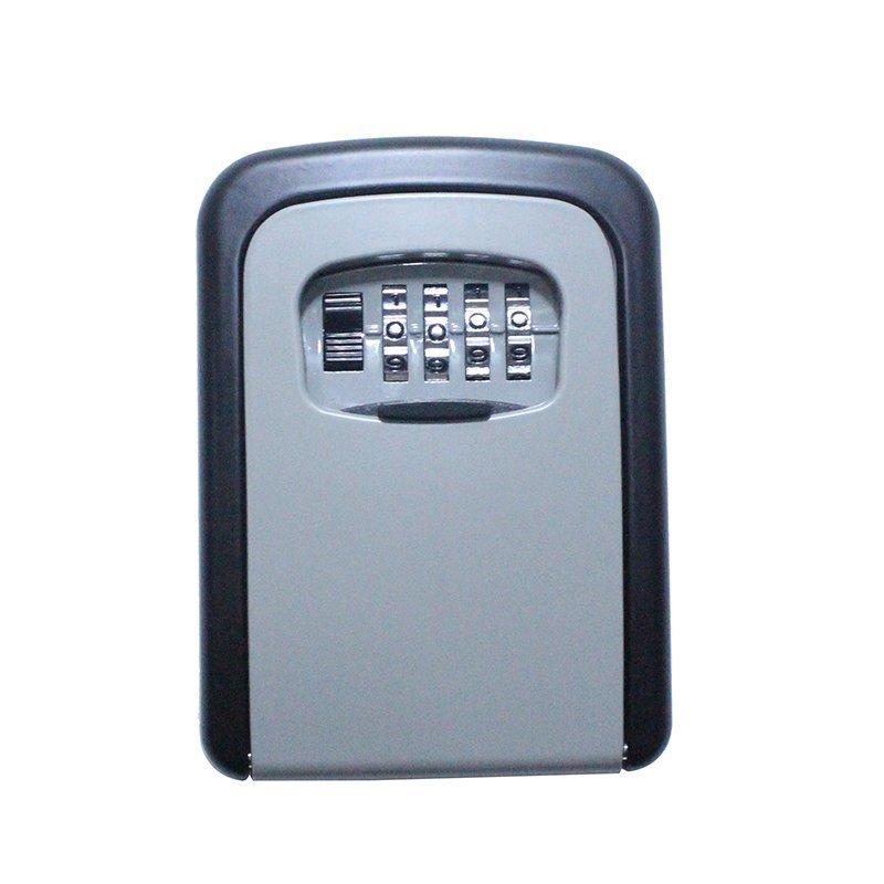 Bezpečnostní schránka na klíče s krytem