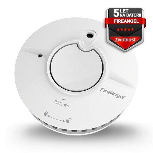 Thermoptek hlásič požáru a kouře FireAngel ST-625