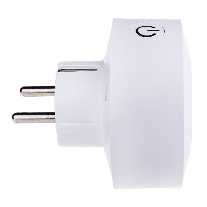 Chytrá zásuvka Secutek Smart WiFi SRT-AWS05U 230V