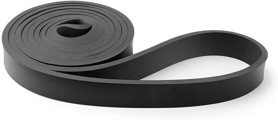 Odporová guma 20-40kg - 208cm, černá
