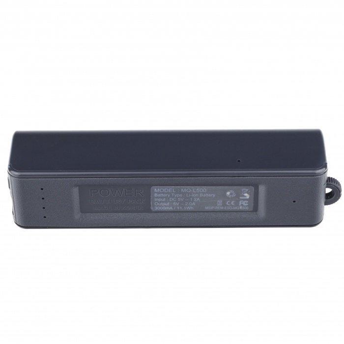 Diktafon Esonic MQ-L500 v powerbance, 16GB
