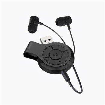 Digitální diktafon UR-29 s MP3 přehrávačem a hlasovou detekcí