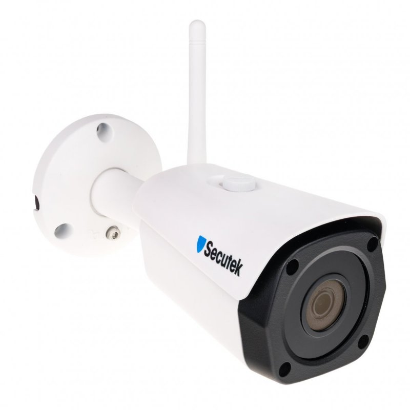 5MP WiFi kamerový set Secutek SLG-WIFI3604DE4FK500 - 4x 5MP kamera, NVR