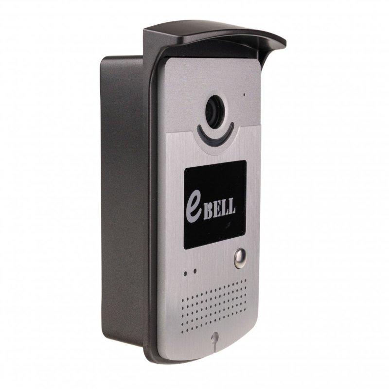 WiFi videotelefon DBV03P + 433MHz zvonek na 80m