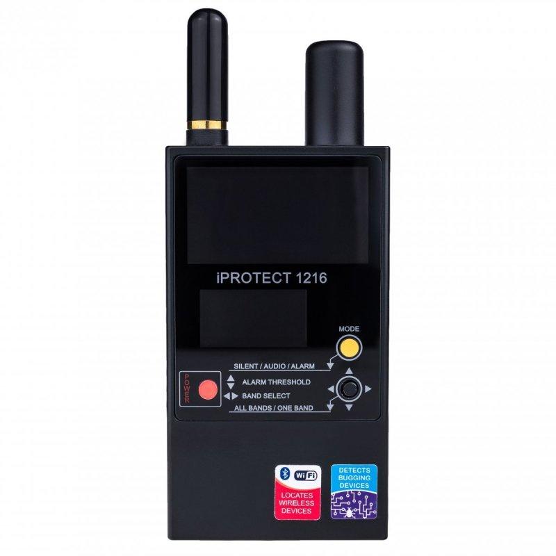 Detektor bezdrátových signálů iPROTECT 1216