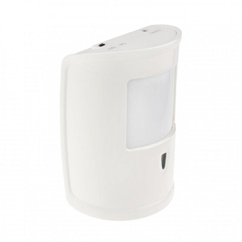 Bezdrátový pohybový PIR senzor HW-04C - nedetekování zvířat