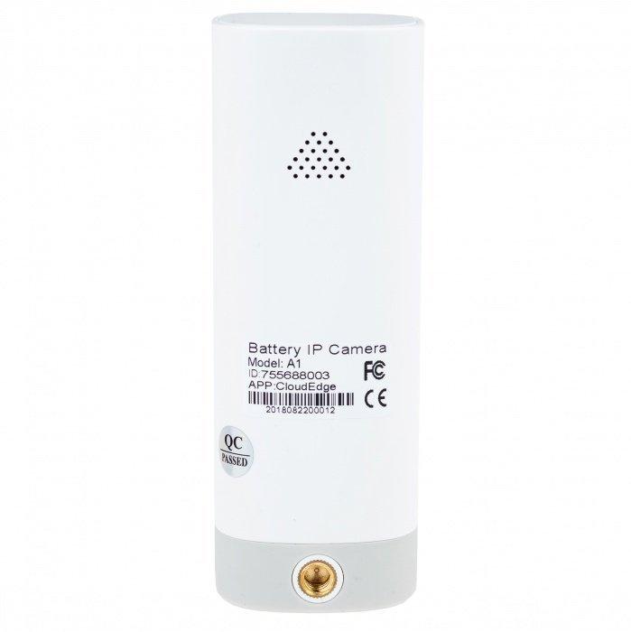100% bezdrátová IP kamera Secutek SRT-BC01
