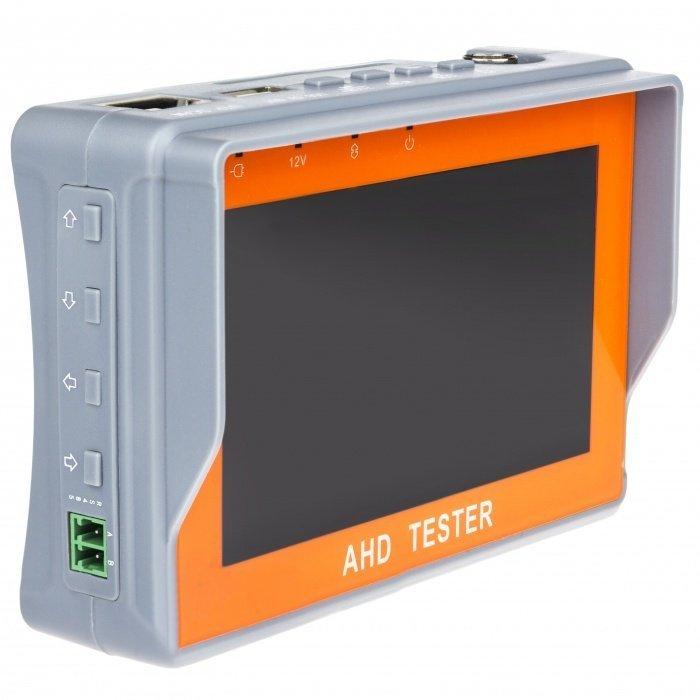 """4.3"""" AHD CCTV testovací monitor"""