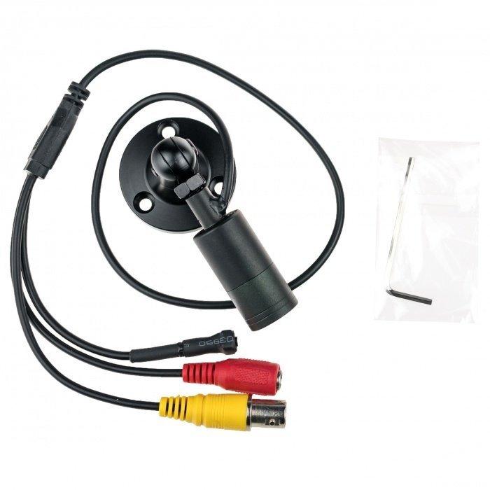 AHD 2MP válečková minikamera M2C1621SE-LT – FULL HD, 0.0001LUX