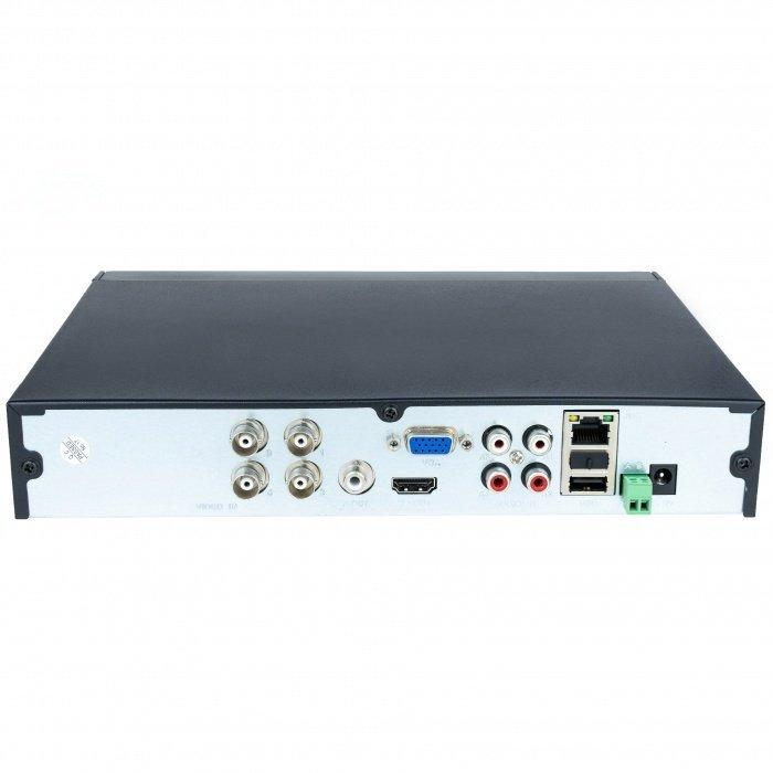 AHD DVR rekordér Secutek SLG-XVRDA2004D pro analogové kamery - 4CH, 1080P