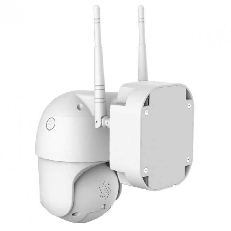 Bateriová solární 4G IP PTZ kamera Secutek SBS-QSD05G