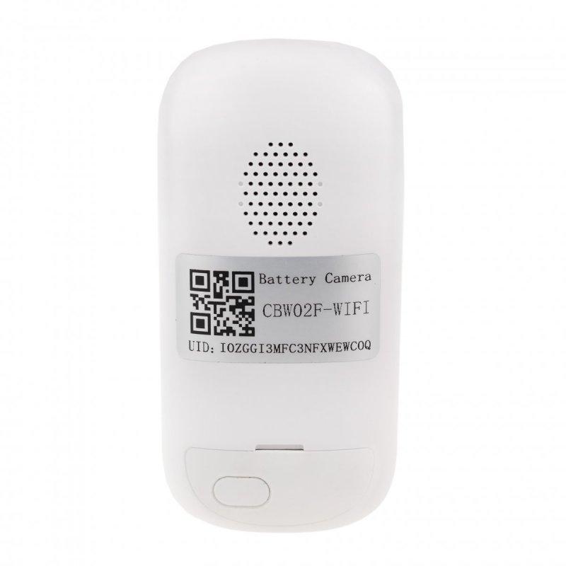 Bateriová solární WIFI IP kamera Secutek SBS-QH15W