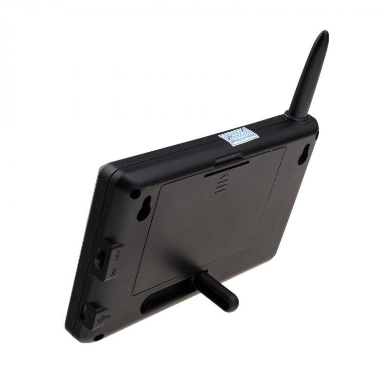 Bezdrátový videozvonek Secutek STZ-DB005