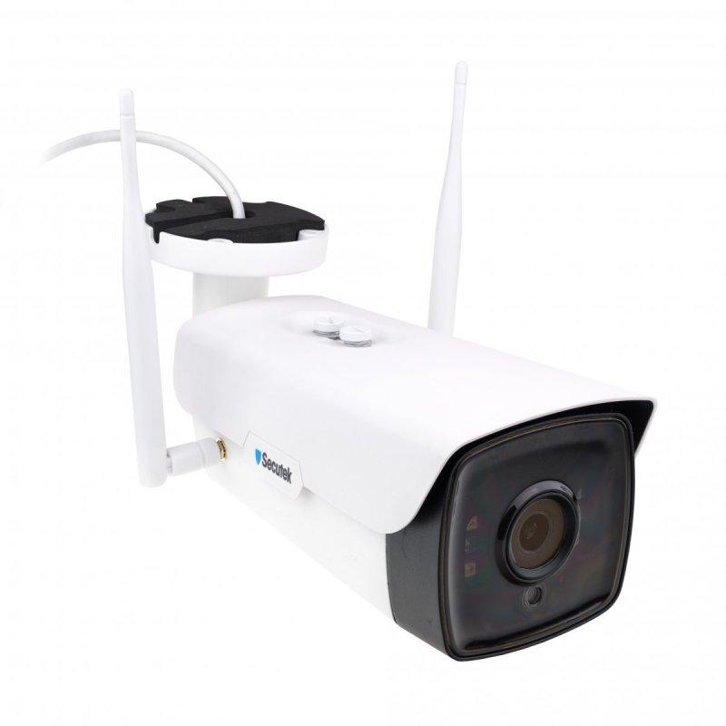 Bezpečnostní IP kamera Secutek SLG-LBB60SP200WL s alarmem