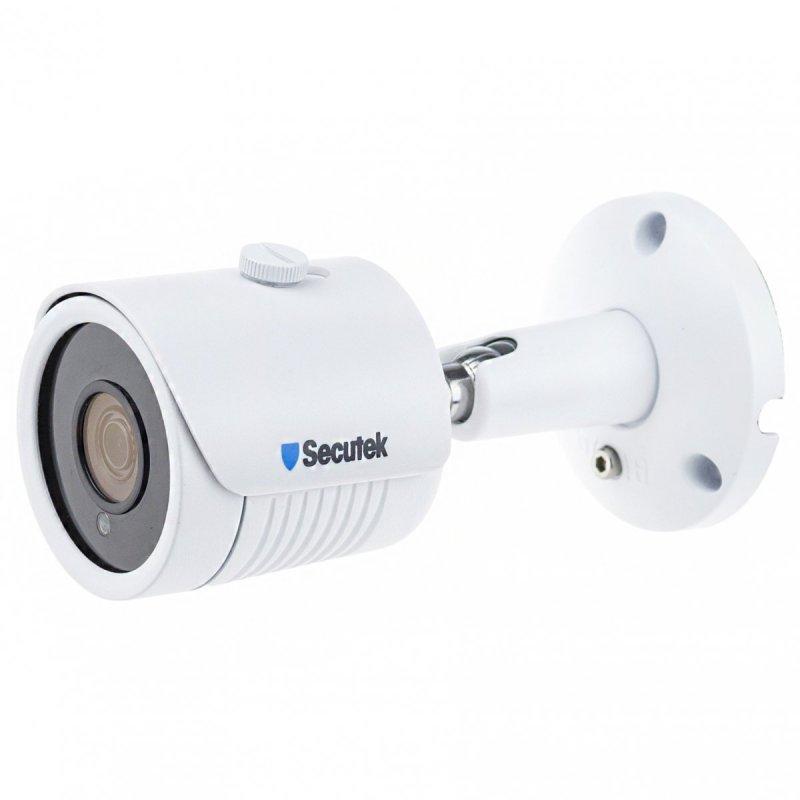 Bezpečnostní WiFi IP kamera Secutek SLG-LBH30SF200W