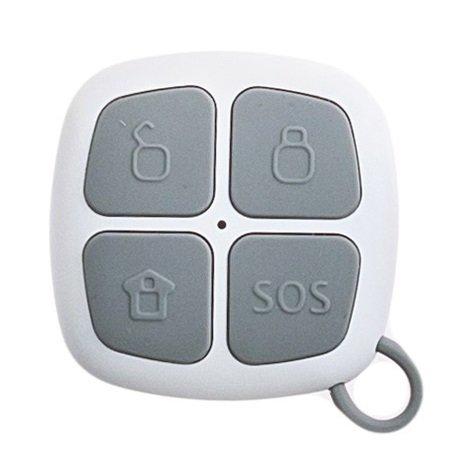 Dálkové ovládání k alarmu Secutek GS-RMC08