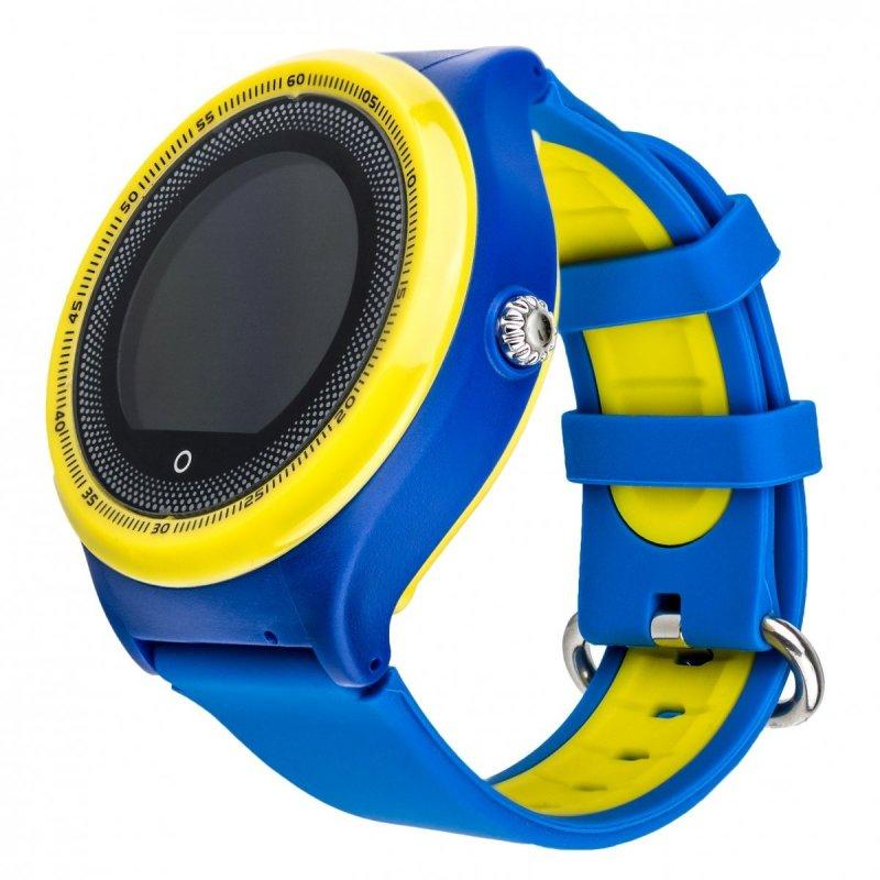 Dětské GPS hodinky Secutek SWX-KT06