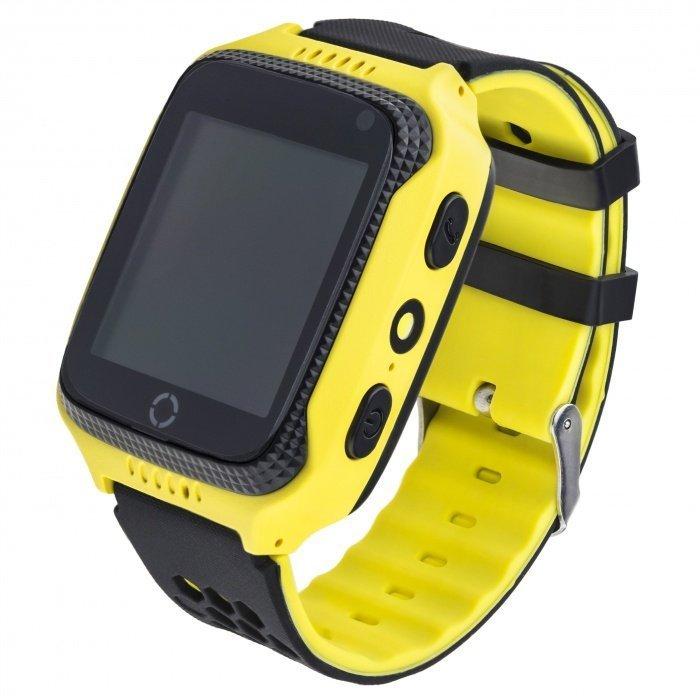 Dětské hodinky s GPS lokátorem Secutek SWX-GW500S