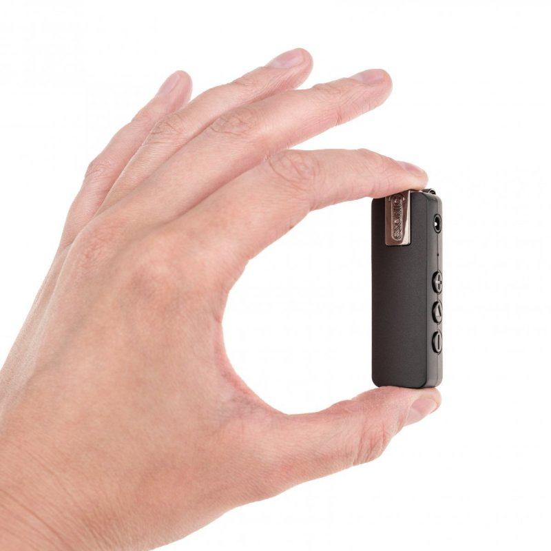 Digitální diktafon s klipem Esonic MR-120