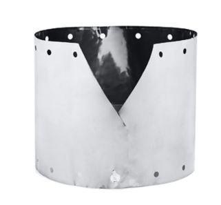 Titanové závětří - 15cm