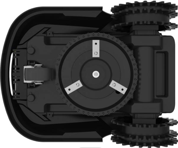 Robotická sekačka Robotax H750S