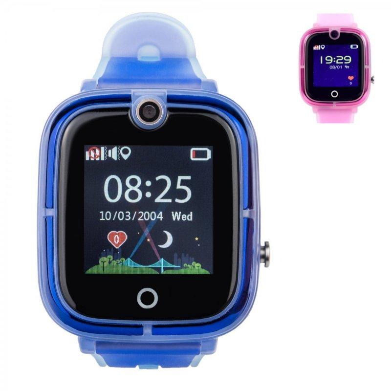 GPS hodinky pro děti Secutek SWX-KT07