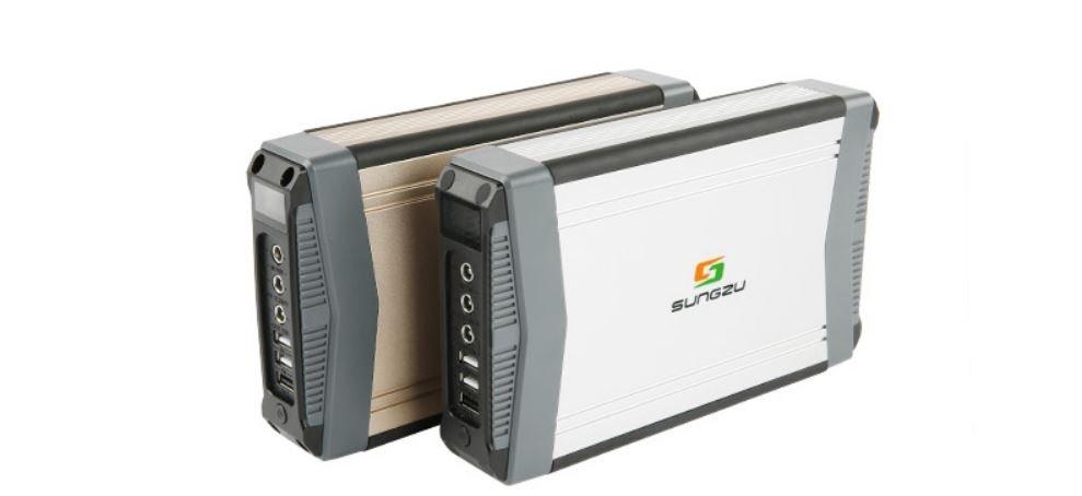 Outdoorový akumulátor 200 W / 52 Ah