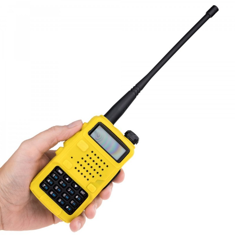 Silikonové pouzdro pro vysílačku Baofeng UV-5R