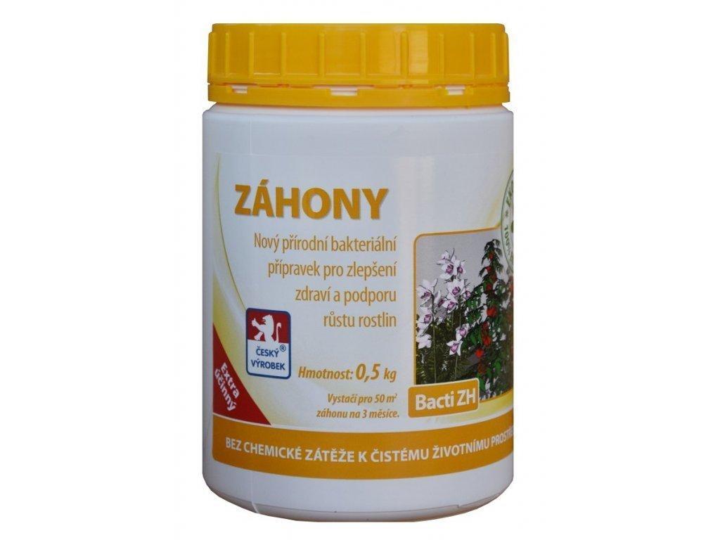 Bacti ZH - stimulátor zdraví rostlin pro záhony - 0,5 kg