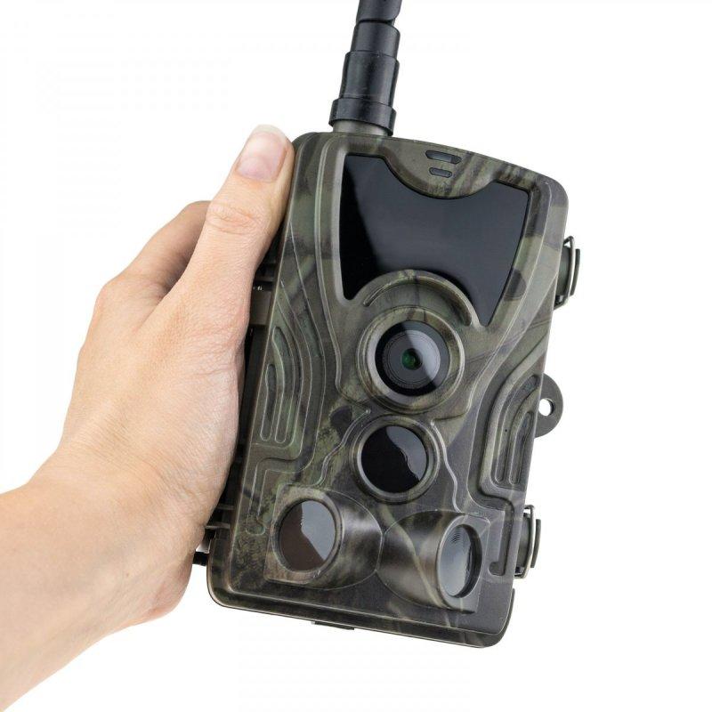 4G LTE Fotopast Secutek SST-801Pro - 30MP, IP65
