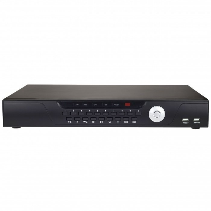 FULL HD DVR rekordér - 4CH, 1080p, HD-SDI