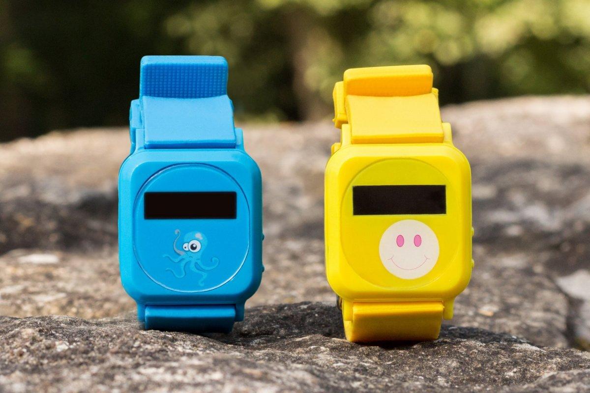 Hodinky s GPS lokátorem pro děti