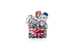 Bamoer stříbrný přívěsek Anglie