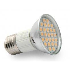 Ledom LED bodovka E27 5W JDR 450lm teplá (40W)