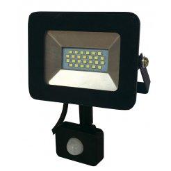 Superled LED reflektor 10W 800lm denní s čidlem pohybu