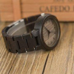 Dřevěné hodinky BOBO BIRD WC30
