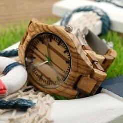 Dřevěné hodinky BOBO BIRD K28