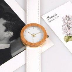 Dřevěné hodinky BOBO BIRD WJ27