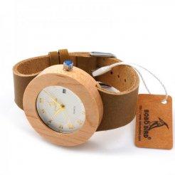 Dřevěné hodinky BOBO BIRD C06