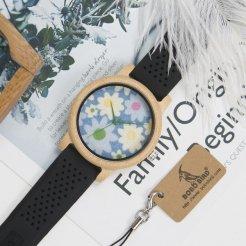 Dřevěné hodinky BOBO BIRD WA30