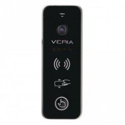 Vstupní kamerová jednotka VERIA 228C RFID černá