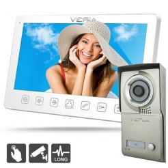 SET Videotelefon VERIA 7070B + VERIA 226