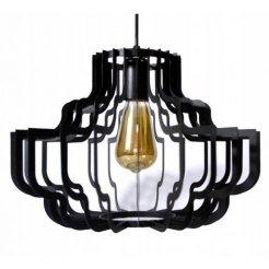 Nordická závěsná lampa Denira