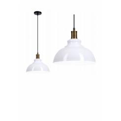 Průmyslová stropní lampa Perno